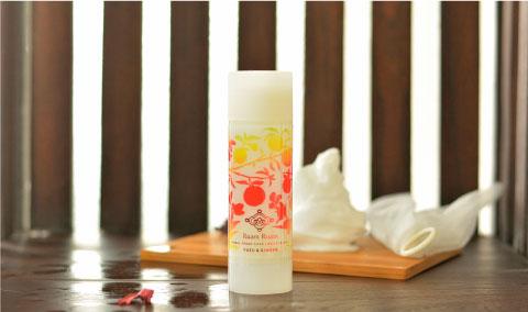 【期間限定】Herbal Fresh Soap[white] YUZU&GINGER